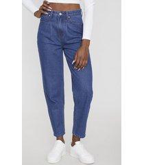 jeans slouchy básico i azul oscuro  corona