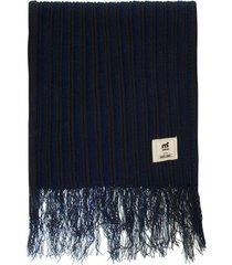 bufanda azul mistral peter