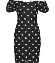 korte jurk guess rosita dress