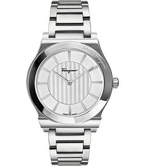 1898 slim stainless steel bracelet watch