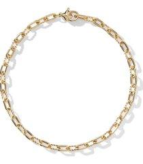 david yurman 18kt yellow gold dy madison thin 3mm bracelet - 88