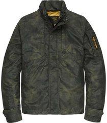 zip jacket rip camou airpack deep depths