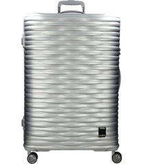 maleta super light small mercury plateado bubba bags