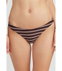 bikini calzon bandit medium negro rvca