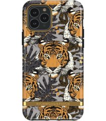 richmond & finch tropical tiger case for iphone 11 pro