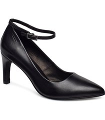 whitney shoes heels pumps classic svart vagabond