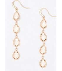 loft fireside stone drop earrings