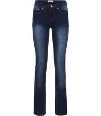 jeans super elasticizzato slim (blu) - john baner jeanswear