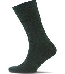 dagmar fancy lingerie socks regular socks grön becksöndergaard
