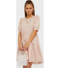 only onlkarla s/s puff short dress wvn loose fit dresses