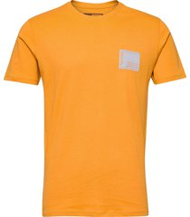 sddave ss t-shirts short-sleeved gul solid