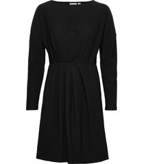 ethenasz dress jurk knielengte zwart saint tropez