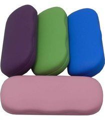 matte finish eyeglass case