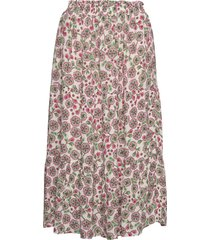 day fiore knälång kjol multi/mönstrad day birger et mikkelsen