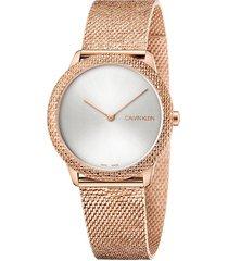 reloj calvin klein - k3m22u26 - mujer