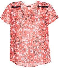 blouse ikks bq11145-37