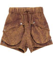 faith connexion shorts & bermuda shorts