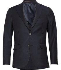 egel soft blazer blazer colbert blauw oscar jacobson