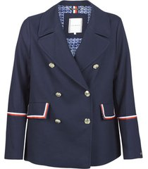 mantel tommy hilfiger madison peacoat