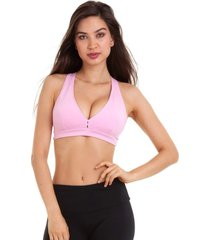top supplex básico rosa claro best fit