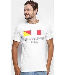camiseta starter sbr flags masculina