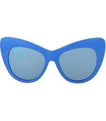 girl's 47mm cat eye sunglasses