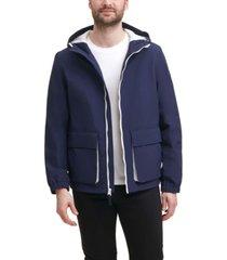 levi's men's taslan hooded windbreaker jacket