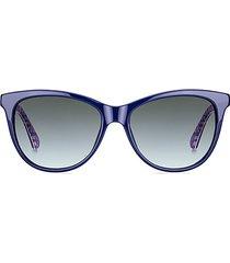 jizelles 55mm cat eye sunglasses