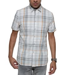 sean john men's tharwin plaid shirt