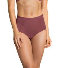 panty panty control suave marrón lumar by leonisa 72219