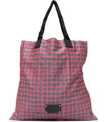 10 corso como logo-patch shoulder bag - pink