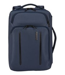men's thule crossover 2 convertible laptop backpack - blue