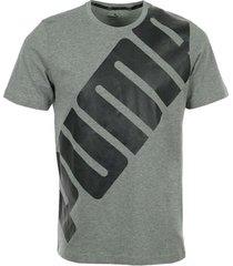 t-shirt korte mouw puma big logo tee