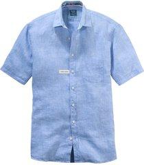 casual shirt korte mouw modern fit 411872