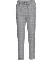 pantaloni a quadri con bande laterali (nero) - rainbow