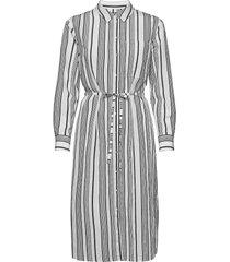 woven dresses knälång klänning vit marc o'polo