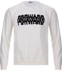 buzo forward color blanco, talla l