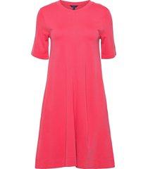 d1. a-line jersey dress dresses t-shirt dresses rosa gant