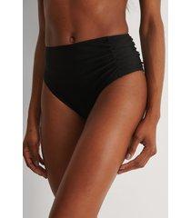 na-kd swimwear recycled bikiniunderdel - black