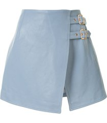 alice mccall the way skort - blue