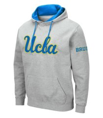 colosseum ucla bruins men's big logo hoodie