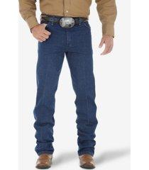 wrangler men's cowboy cut original straight fit jeans