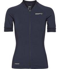 adv endur jersey w t-shirts & tops short-sleeved blå craft
