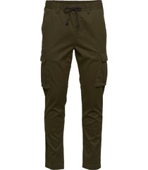akbean pants trousers cargo pants grön anerkjendt
