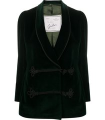 giuliva heritage collection long-sleeved toggle fastened jacket -