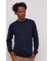 sweater azul el genovés