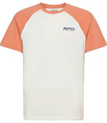 aiston tee t-shirts short-sleeved vit morris
