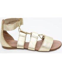 sandália top franca shoes gladiadora