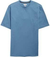 joseph abboud light blue modern fit t-shirt