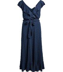 jurk anna donkerblauw